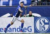 """""""Schalke"""" klubą į pergalę atvedė naujasis ekipos puolėjas"""