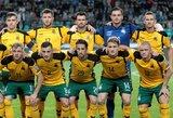 Lietuvos rinktinė pradėjo treniruotis Maltoje