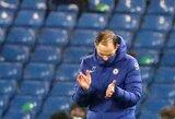 """Nė vieno žodžio iš R.Abramovičiaus neišgirdęs T.Tuchelis: """"Tokiame klube negalima švaistyti laiko"""""""