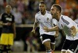 """""""Valencia"""" iškovojo sunkią pergalę namuose"""