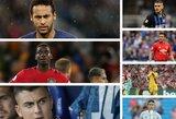 7 įdomiausi klausimai prieš netrukus Europoje užsiversiantį žaidėjų perėjimo langą