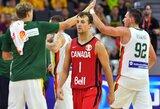Kanada nesiųs savo sportininkų į Tokiją, jeigu olimpinės žaidynės nebus atidėtos