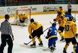 Draugiškame turnyre Lietuvos U-20rinktinė po baudinių serijos nusileido Ukrainai