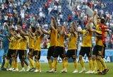 Belgija iškovojo pasaulio čempionato bronzą