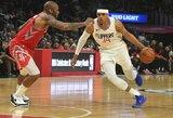"""""""Clippers"""" puolėjas atsisakė 80 milijonų JAV dolerių"""