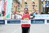 10 km bėgimą Vilniaus maratone užtikrintai laimėjo J.Beržanskis ir viešnia iš Norvegijos