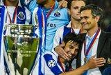 """J.Mourinho prieš 16 metų susitarė su """"Liverpool"""", bet sandoris subliuško sulaukus pelningesnio R.Abramovičiaus pasiūlymo"""