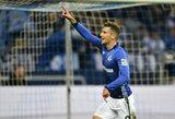 """Vokietijos """"Bundesliga"""": """"Schalke"""" namuose palaužė """"Mainz"""""""