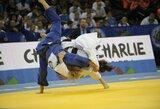 Europos jaunių dziudo čempionate M.Paškevičius – 7-as