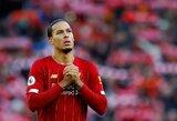 """""""Liverpool"""" dilema: Pasaulio klubų taurės finale – be svarbiausio gynėjo?"""