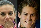 Rusijos dopingo skandalas – būdas pasipelnyti