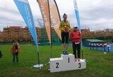 Vilniuje paaiškėjo Lietuvos 100 km bėgimo čempionai