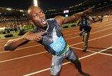 U.Boltas nereklamuos 2013 metų pasaulio čempionato – sprinteris užsiprašė per didelių pinigų