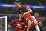 """O.G.Solskjaero debiutas neprisvilo: lyg iš pančių išsilaisvinę """"Manchester United"""" sutriuškino """"Cardiff"""""""
