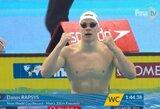 D.Rapšys Budapešte pateko į antrąjį finalą