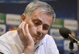 """J.Mourinho: """"Šis pralaimėjimas nėra tragedija"""""""