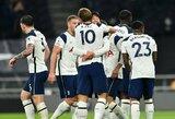 """Londono derbyje – """"Tottenham"""" komandos triumfas"""
