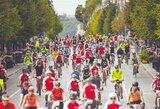 Kokius dviračių maršrutus išmėginti naktį?