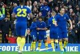 """Anglijos FA taurė: """"Chelsea"""" iškovojo pergalę, """"Tottenham"""" prireiks atsakomųjų rungtynių"""