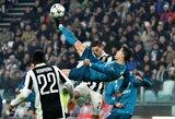 """Užsienio žiniasklaida: C.Ronaldo agentas veda slaptas derybas su """"Real"""" dėl naujos sutarties"""