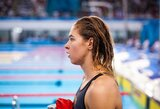 K.Teterevkova su geriausiu rezultatu pateko į Europos jaunimo čempionato pusfinalį