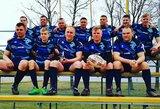 Rygos ir Oro gynybos bataliono komandos pateko į Lietuvos regbio-7 čempionato II etapą