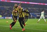 """Pratęsimą laimėję """"Watford"""" – Anglijos FA taurės finale"""