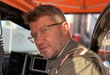 Popierių pakeitusi elektroninė Dakaro kelio knyga: pliusai ir minusai navigatoriaus akimis