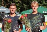 ATP reitinge - didelis L.Grigelio šuolis aukštyn ir dar kartą asmeninį rekordą pagerinęs L.Mugevičius