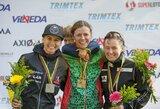 Lietuvos orientavimosi sporto kalnų dviračiais čempionate – dviguba K.Mickevičiūtės-Juodišienės ir J.Maišelio pergalė
