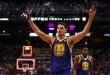 """K.Thompsonas nemato """"Warriors"""" dominavimo pabaigos: """"Grįšiu dar atletiškesnis"""""""