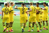 """Bundesliga"" čempionate – dar viena ""Borussia"" pergalė"