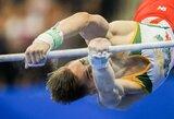 Minske – gimnasto R.Tvorogalo auksas