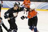 """""""Hockey Punks"""" užtikrintai susitvarkė su savo varžovais"""
