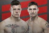 Australas UFC narve žada sudaužyti lietuvį