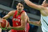 Artėjančiame atrankos lange daugiausiai NBA žaidėjų turės lietuvių varžovai