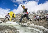 """Alpinistas T.Jeršovas po įveikto Everesto maratono: """"Tai sunkiau nei kopti į kalną"""""""