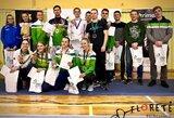 Pirmąjį Lietuvos fechtavimo čempionato etapą laimėjo T.Makarovas ir V.Ažukaitė