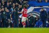 """D.Luizas giria M.Artetą: sugrąžino į """"Arsenal"""" džiugesį"""