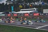 R.Baciuška pasaulio kartingo čempionate užėmė 14-ą vietą