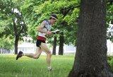 Europos orientavimosi sporto čempionato vidutinėje trasoje lietuviams sužibėti nepavyko