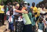 Kauno maratone bėgsiantys dalyviai prisidės prie paramos – gelbės gyvybes Ugandoje