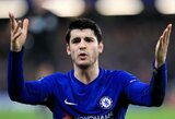 """A.Morata: """"Gerbiu """"Chelsea"""", bet """"Real"""" amžinai liks mano širdyje"""""""