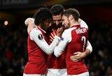 """Europos lygoje – intriguojanti """"Napoli"""" ir """"Leipzig"""" dvikova, """"Arsenal"""" keliaus į Švediją"""