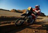 Dakaro tragedija: trasoje žuvo legendinis motociklininkas