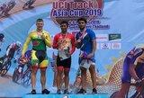 S.Jonauskas Tailande iškovojo sidabro medalį