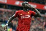 """""""Liverpool"""" draugiškose rungtynėse varžovams atseikėjo 6 įvarčius"""