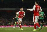 """""""Arsenal"""" klubas perlipo per penkto diviziono komandą"""
