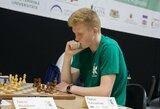 Europos čempionatuose – sėkmingi Lietuvos jaunųjų šachmatininkų pasirodymai