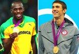Top 20: beprotiškiausios sporto žvaigždžių dietos ir mitybos įpročiai